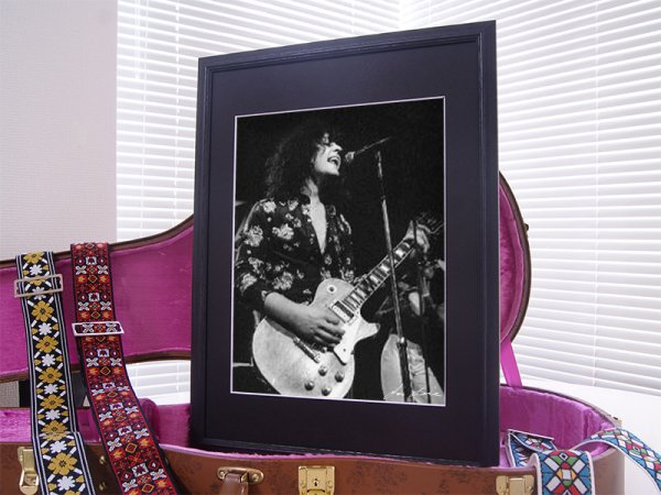 画像1: World Rock Photo - Marc Bolan #2 (1)