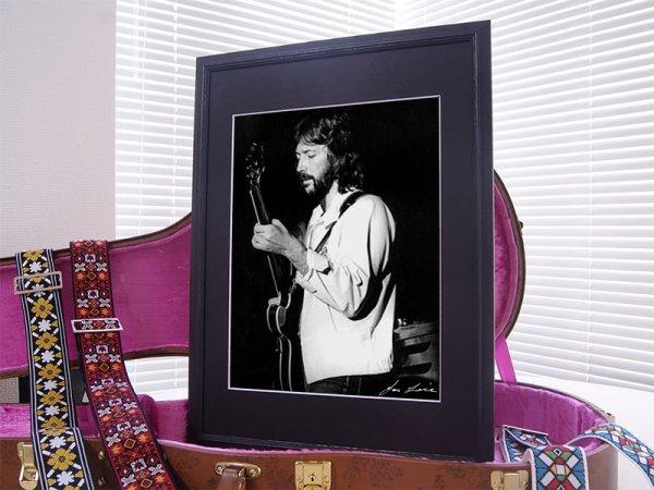 画像1: World Rock Photo - Eric Clapton #1 (1)